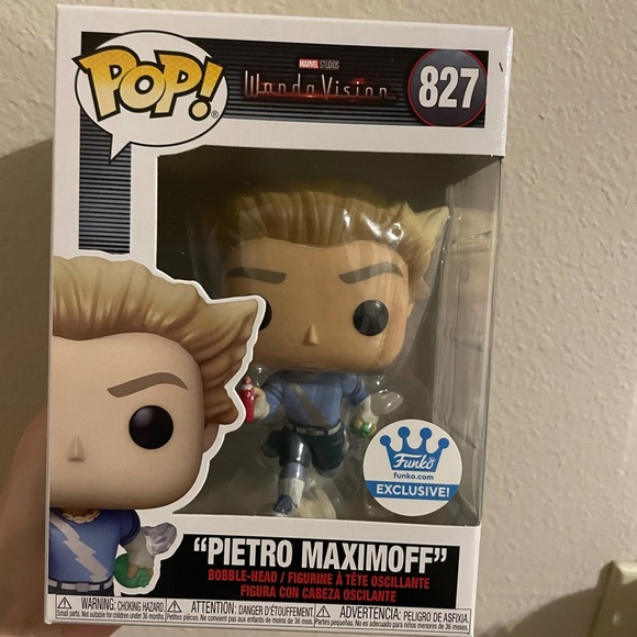 Pietro Wandavision Funko Pop